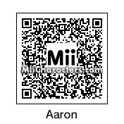 QR Code for Aaron Goodwin by PewDiePieFan11