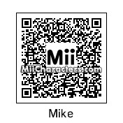 QR Code for Mike Shinoda by PewDiePieFan11