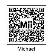QR Code for Michael by J1N2G