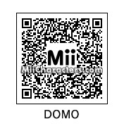 QR Code for Domo by Mapache