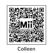 QR Code for Colleen Raney by 67Music Member