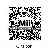 QR Code for King Triton