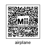 QR Code for Airplane by smeagol