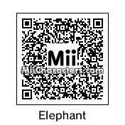 QR Code for Elephant by zoxi1