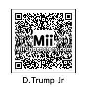 QR Code for Don Trump Jr. by celery