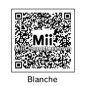 QR Code for Blanche Devereaux by CawfeeGuy