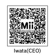 QR Code for Iwata by Spudster