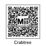 QR Code for Veronica Crabtree