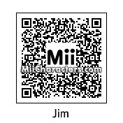 QR Code for Jim Morrison