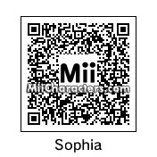 QR Code for Sophia Petrillo by Carolyn