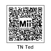 QR Code for Thimblenose Ted the Rat by Paula124