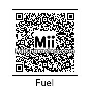 QR Code for Fuel by Ness and Sonic