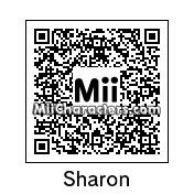 QR Code for Shazza by Ness and Sonic