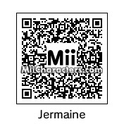 QR Code for Jermaine Clement by celery