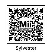 QR Code for Sylvester by grimjabari