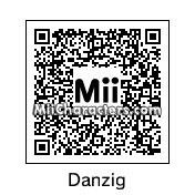 QR Code for Glenn Danzig by Bizango