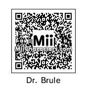 QR Code for Dr. Steve Brule by Bizango