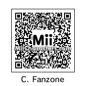QR Code for Captain Fanzone by tangela24