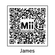 QR Code for Prince James