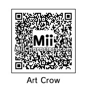 QR Code for Crow T. Robot