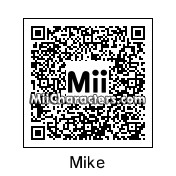 QR Code for Mike Nelson