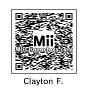 QR Code for Dr. Clayton Forrester by Adamario