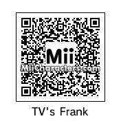 QR Code for TV's Frank