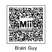 QR Code for Brain Guy