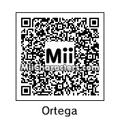 QR Code for Ortega by Adamario