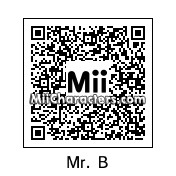 QR Code for Mr. B Natural