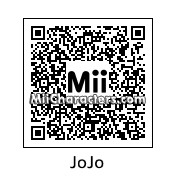 QR Code for JoJo by Carolyn
