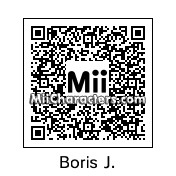 QR Code for Boris Johnson