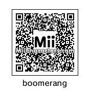 QR Code for Boomerang Bird by bulldog