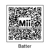 QR Code for Batter by Catmobile
