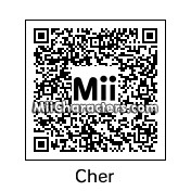 QR Code for Cher by BrainLock