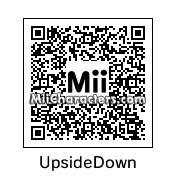 QR Code for Upside Down Face by prototype