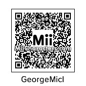 QR Code for George Michael by Gostage