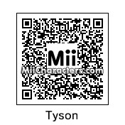 QR Code for Tyson by prototype