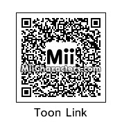 QR Code for Toon Link by LinkHyrule