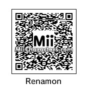 QR Code for Renamon by matthew123