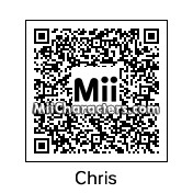 QR Code for Chris by Chris