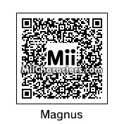 QR Code for Magnus by SilverMiciP