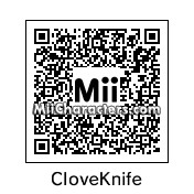 QR Code for Clove by Eve Sword
