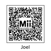 QR Code for Joel by H3arthDrag0n