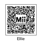 QR Code for Ellie by H3arthDrag0n