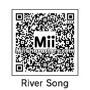 QR Code for River Song by meganbpyle