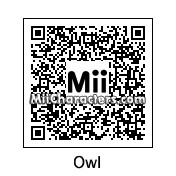 QR Code for Owl by C.H.U.D.