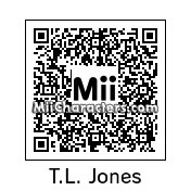 QR Code for Tommy Lee Jones by Andy Anonymous