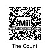 QR Code for Count Von Count by Andy Anonymous