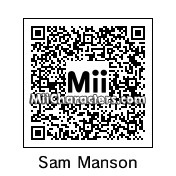"QR Code for Samantha ""Sam"" Manson by GhostGirl567"